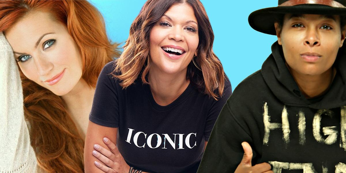 Women's Work Comedy Tour feat. Aida Rodriguez, April Macie & Chaunte Wayans