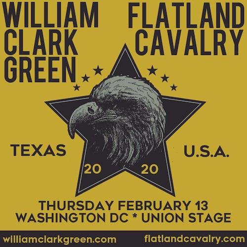 William Clark Green, Flatland Cavalry
