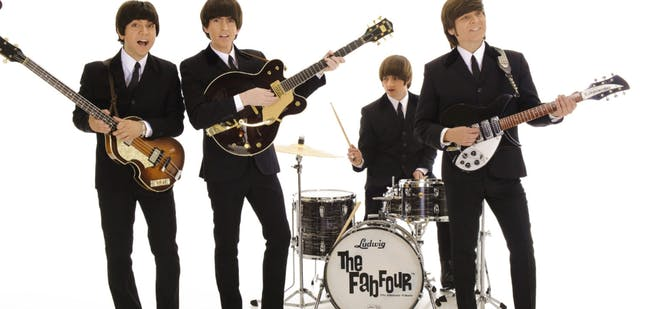 The Fab Four @ The Fox Theatre