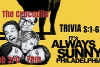 It's Always Sunny In Philidelphia S:1-6 Trivia Night! @ The Back Bar