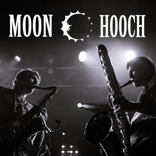 MOON HOOCH with Paris Monster