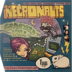 THE NECRONAUTS / SNAILMATE / FIRST FRIDAY ART SHOW