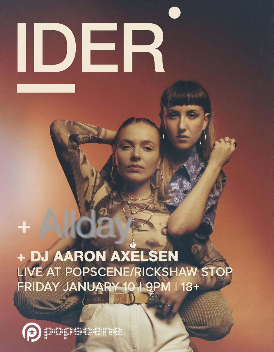 IDER with ALLDAY