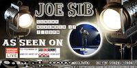 Joe Sib as on Gotham Comedy Live and more!