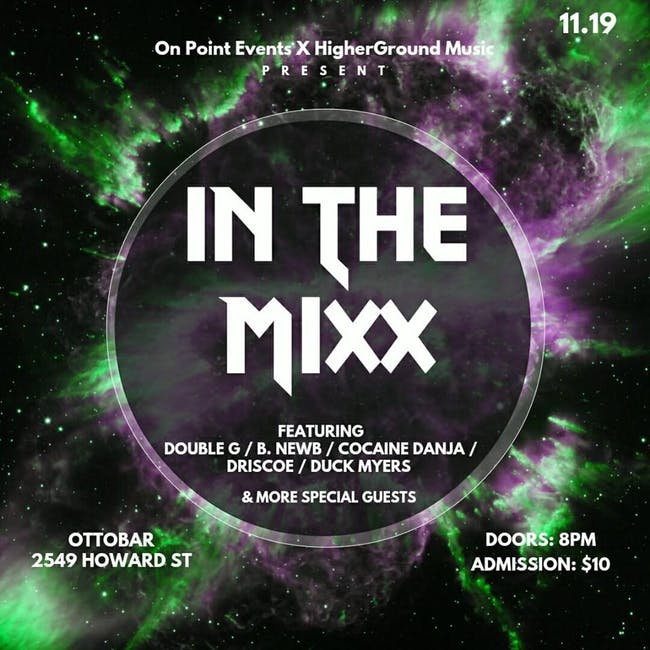 In the Mixx Vol. 2