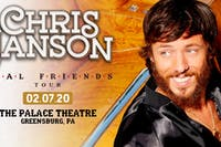 Chris Janson - Real Friends Tour
