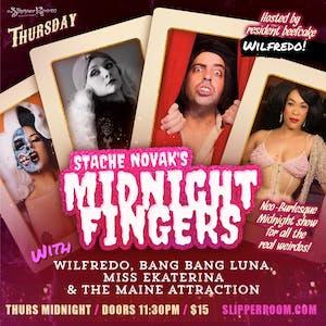 Wilfredo's Midnight Fingers