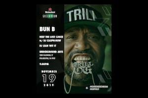 Heineken Green Room PHL ft. Bun B