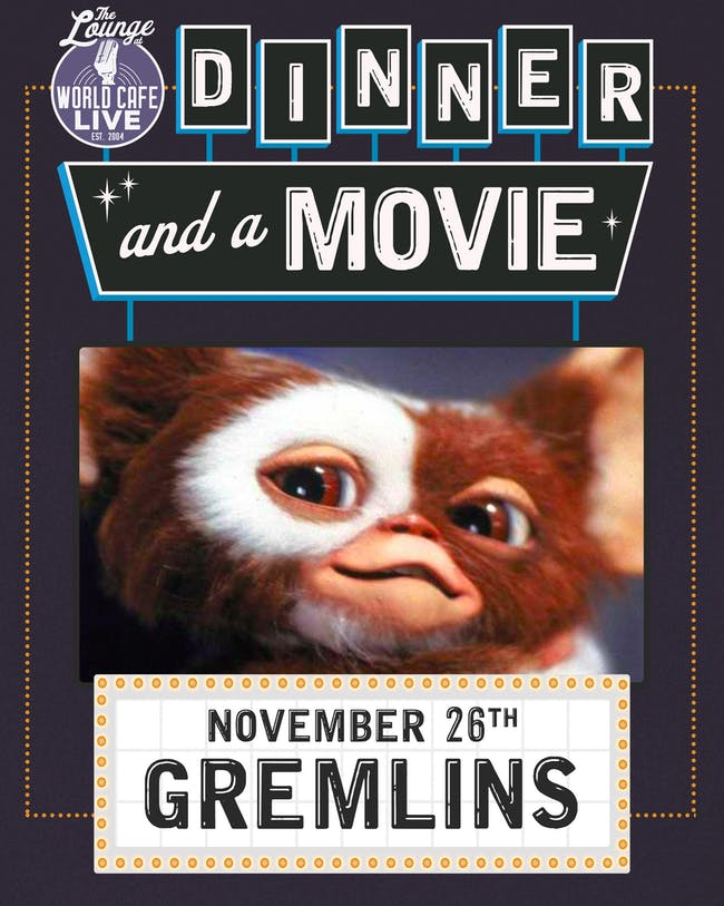 Dinner And A Movie: Gremlins