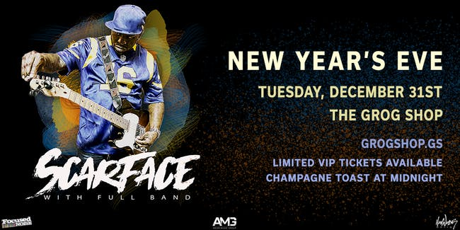 New Year's Eve with SCARFACE  / MANN /P_FRMDATRIBE / Watts