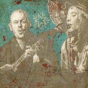 Jon Langford and Sally Timms