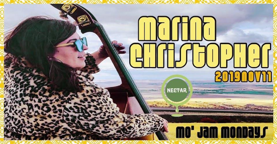 Mo' Jam Mondays ft Marina Christopher