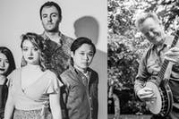 Twisted Pine w. special guest Danny Barnes at The Parlor Room