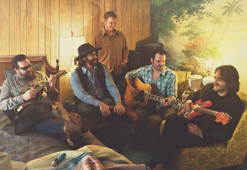 Reckless Kelly plus Jeff Crosby & The Refugees