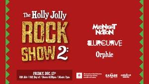 Holly Jolly Rock Show 2