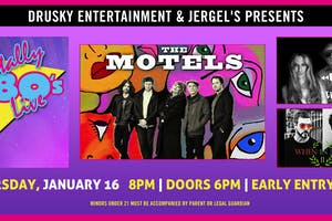 Totally 80s Live featuring The Motels with Bow Wow Wow