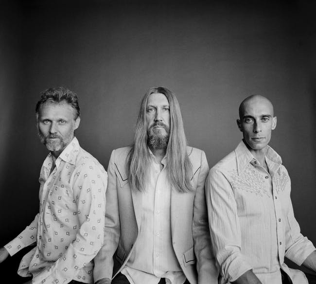 SHOW CANCELED: The Wood Brothers