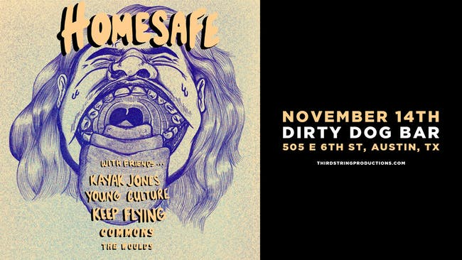 Homesafe at Dirty Dog Bar