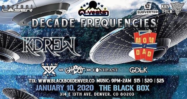 Q-Vents Presents: Decade Frequencies!