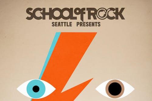 School of Rock Seattle performs Bowie