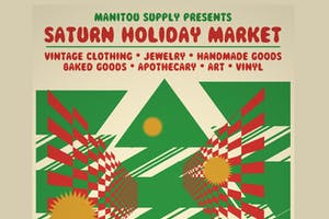 Saturn Holiday Market