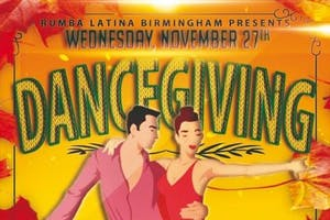 Rumba Latina Birmingham : Latin Night