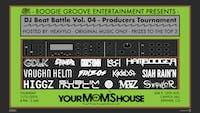 Beat Battle: Producer Tournament (Original Music Only) Vol. 4