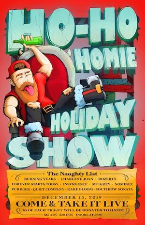HO-HO HOMIE HOLIDAY SHOW