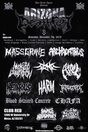 Arizona Deathfest 3
