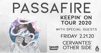 Passafire - Keepin' On Tour w/ Special Guests