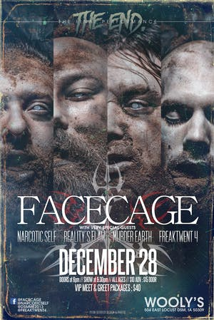 Facecage: The Final Performance