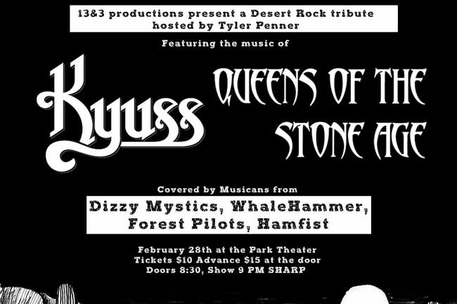 Kyuss & Queens of the Stone Age cover show
