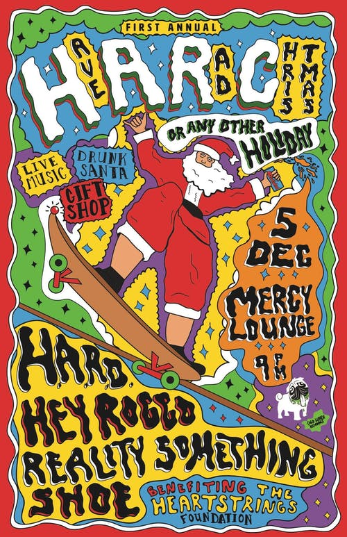 Have A Rad Christmas (Or Any Other Holiday)