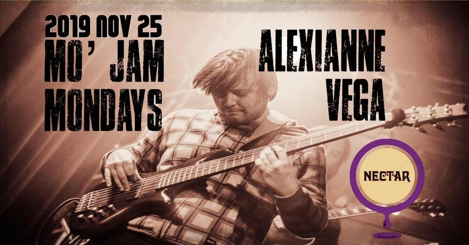 Mo' Jam Mondays ft Alexianne Vega