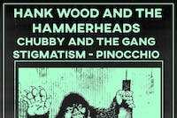 Hank Wood and the Hammerheads, Chubby and the Gang, Stigmatism, Pinocchio