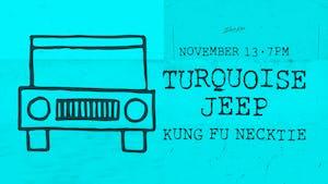 Turquoise Jeep ~ Gavin Riley Smoke Machine