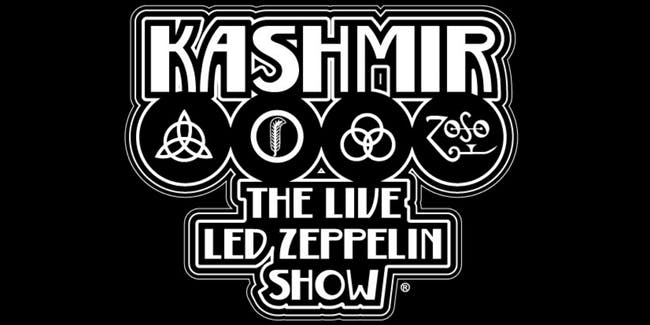 Kashmir  - The Live Led Zeppelin Show - SOLD OUT!
