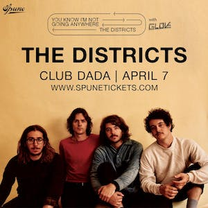 The Districts • Glove