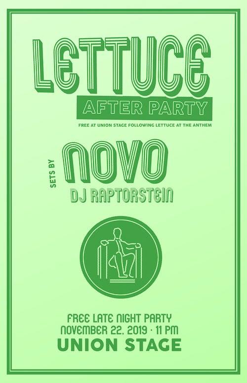 After Party feat. Novo + DJ Raptorstein