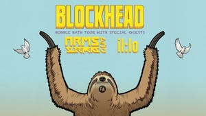BLOCKHEAD / Arms and Sleepers / il:lo