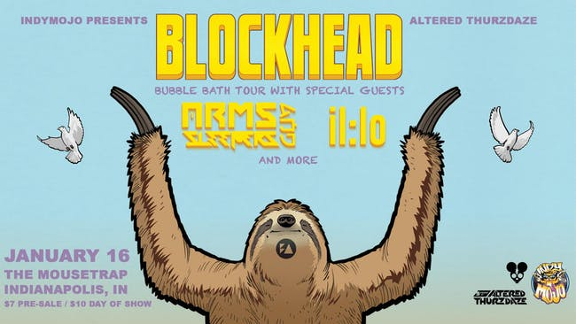 Altered Thurzdaze w/ Blockhead
