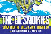 BINGO! Win tickets to see LIL SMOKIES at the ODGEN on December 20th