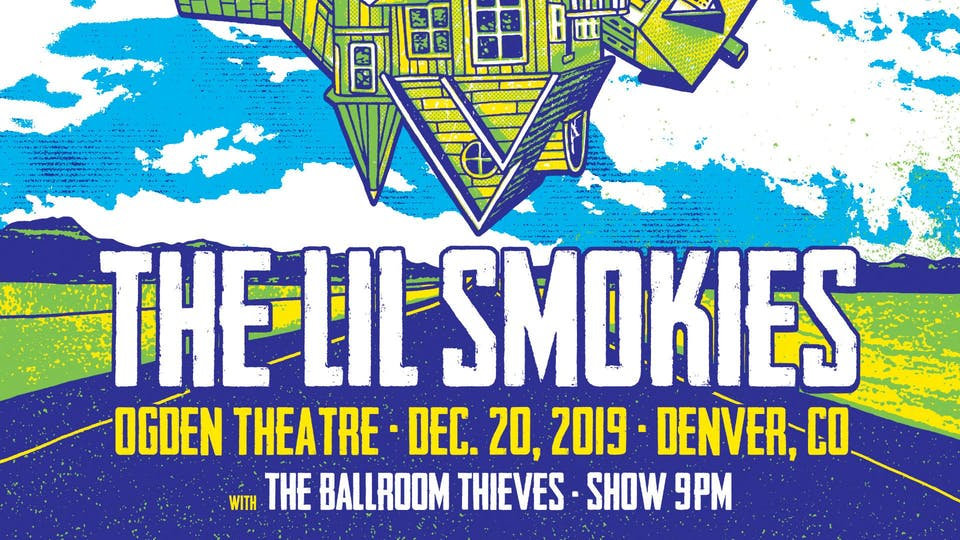 BINGO! Win tickets to see LIL SMOKIES at the OGDEN on December 20th
