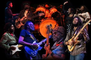 THE WAILERS with POLICULTURE