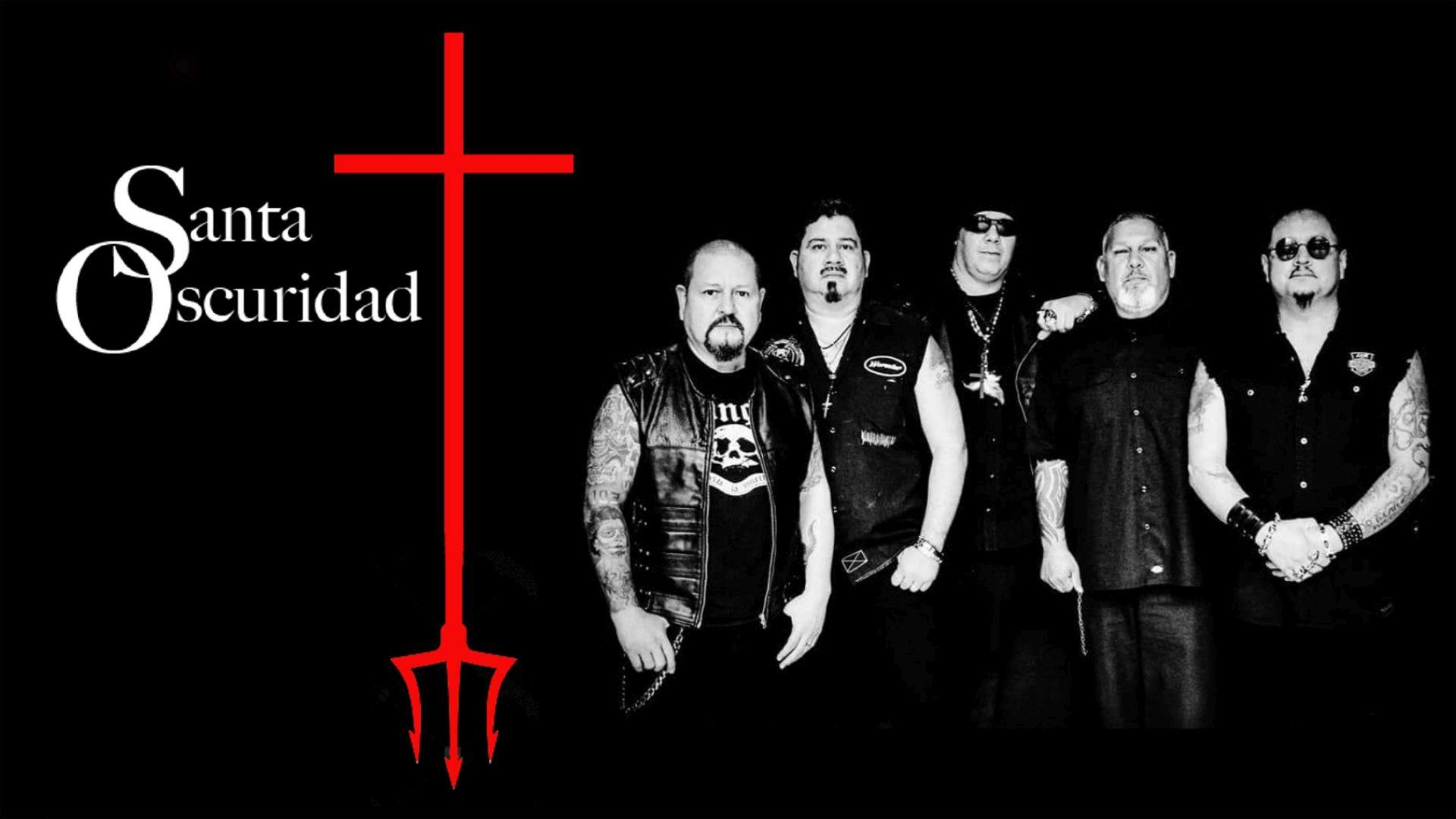 SANTA OSCURIDAD / BLUES FUNERAL / KNOCTURNAL MADNESS