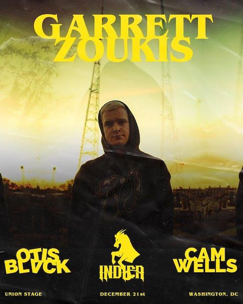 Garrett Zoukis + Indica + Otis Blvck + Cam Wells