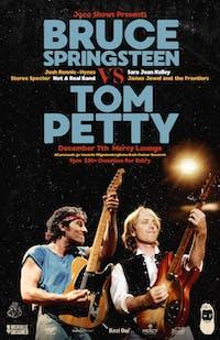 Bruce Springsteen vs Tom Petty Tribute