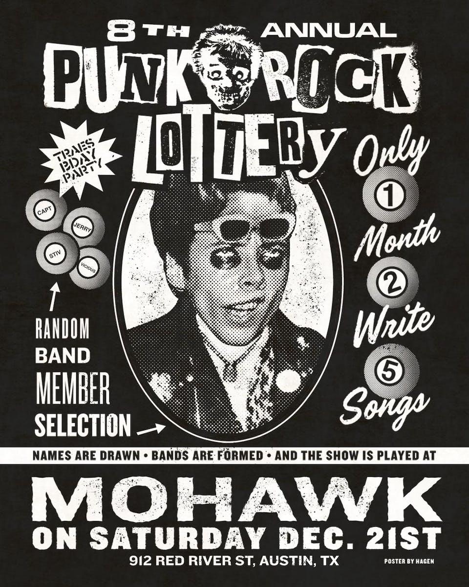 Punk Rock Lottery @ Mohawk
