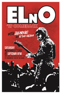 E.L.nO. (E.L.O. Tribute) w/ special guests Jailbreak! (Thin Lizzy Tribute)