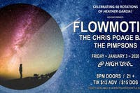 FLOWMOTION with The Chris Poage Band, The Pimpsons